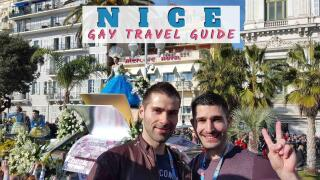 Check out our full gay guide to Nice with all the best gay bars and clubs, gay friendly hotels, restaurants and more!
