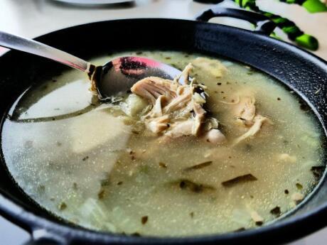 Sancocho l'un des meilleurs repas au Panama