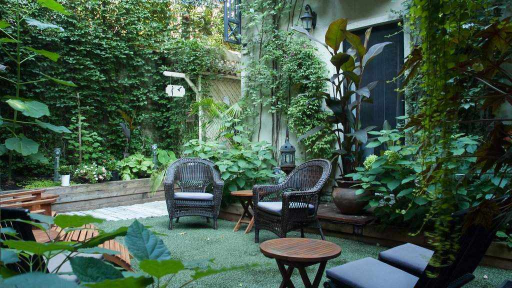 Sir Montcalm Gite is a wonderful gay friendly bed and breakfast in the heart of Montreal's gay village
