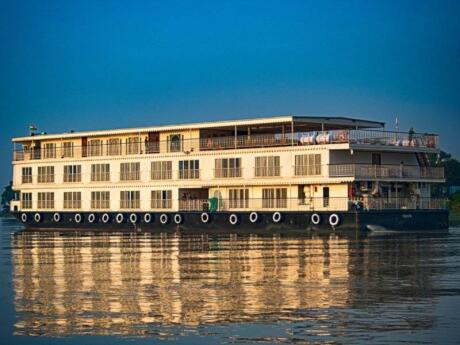 For a gay cruise down the Ganges River, you can join this wonderful cruise/trip with BrandG