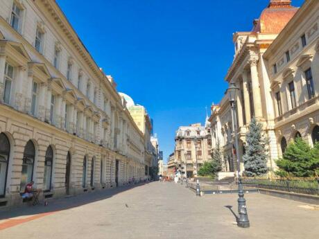 The Old Town area of Bucharest is charming and well worth exploring, especially on a gay walking tour!
