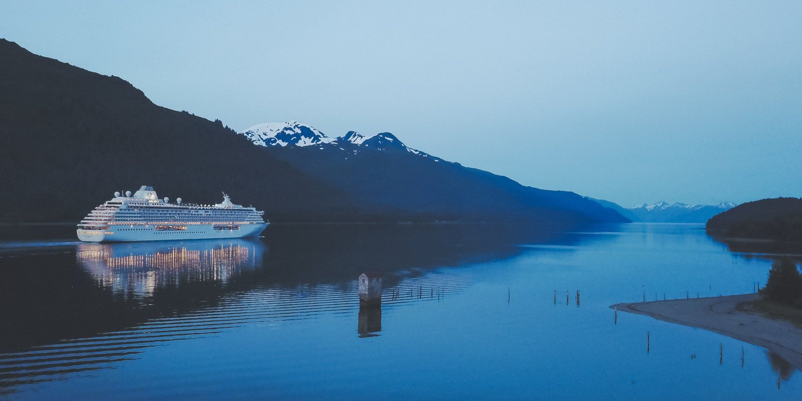 For a cruise with bears where you might see real bears, you'll love the AdventureBears 2020 Alaska cruise
