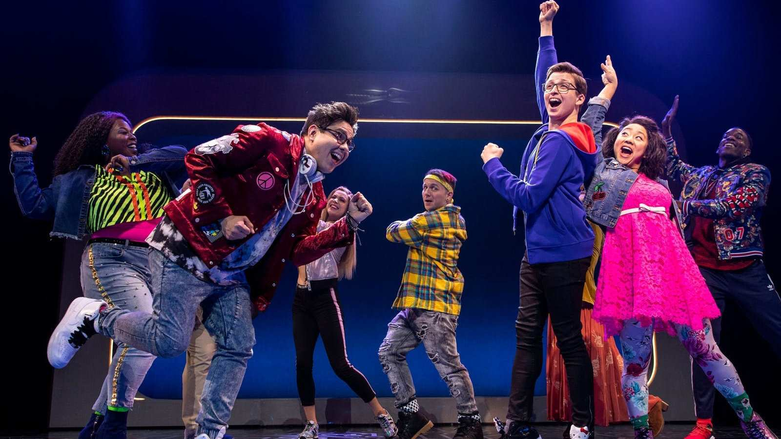 Be More Chill is a fun musical for anyone who has experienced the awkwardness of being a teenager
