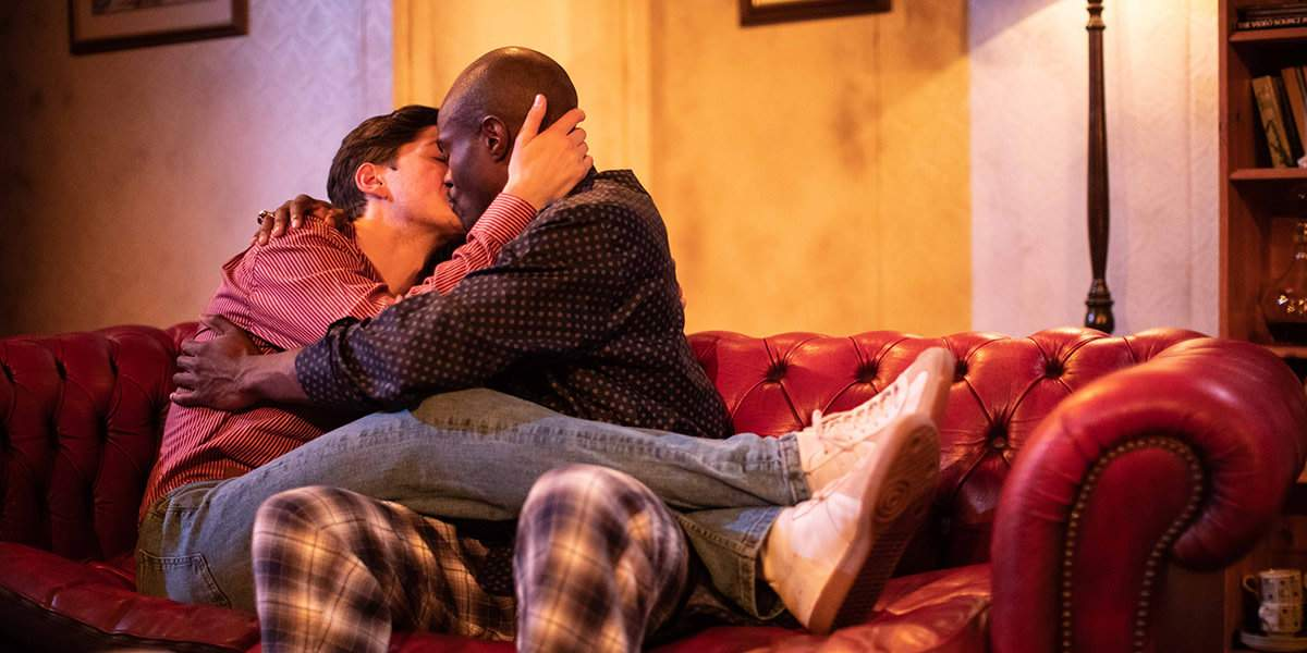 Be prepared to cry at Coming Clean, an exploration of a gay relationship