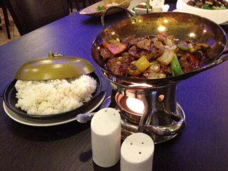 One of our favourite restaurants in Cologne is Ginger, which serves excellent Cantonese food