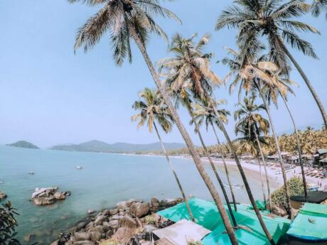 If you love beaches then you need to visit Goa in India, which also has some fun gay bars and clubs