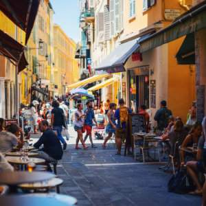 See the best of Nice on a fun gay tour with a friendly, local LGBT guide
