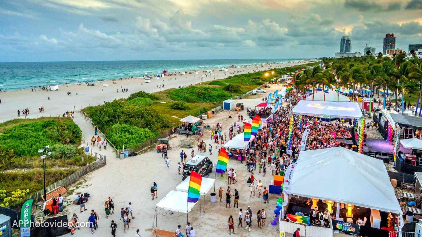 The Miami Beach Pride Festival is an epic week-long event not to be missed!