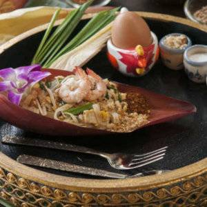 You can learn to cook traditional Thai cuisine by joining a cooking class in Bangkok