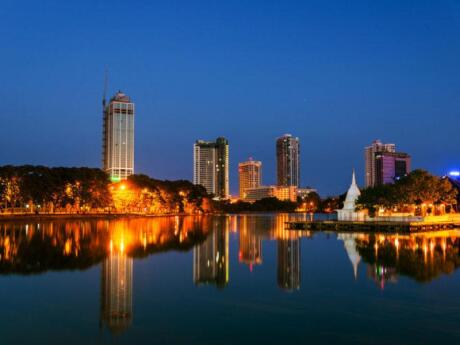 Beira Lake is the calm inside the storm of the bustling Sri Lankan city Colombo, perfect for when you need to relax in a green space