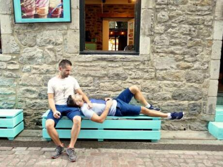 Gay guide Montreal Old Town sightseeing