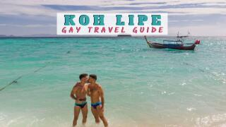 Check out our complete gay guide to the gay friendly island of Koh Lipe in Thailand