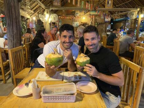 Nee Papaya was one of our favourite restaurants on Koh Lipe for seafood and traditional Thai cuisine