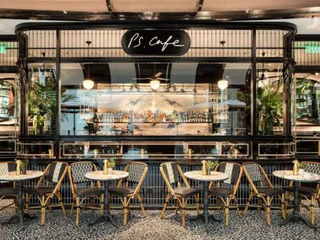 There are many different PS Cafe locations in Singapore but whichever one you visit will reward you with yummy food and bright, airy decor - plus it's very popular with the local LGBT community!