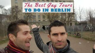 This is our round-up of the best Berlin tours focusing on gay life and with gay or gay friendly guides