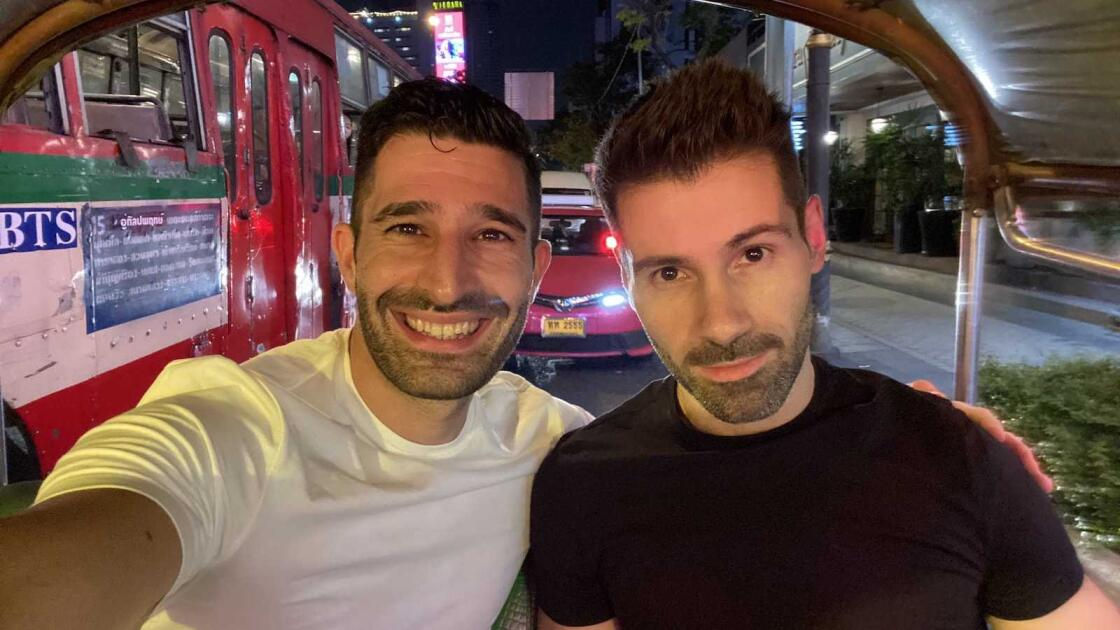 The best gay hostels in Bangkok