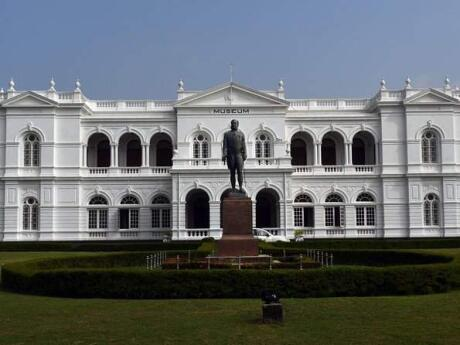 To get an understanding of Sri Lanka's history and culture you must visit the fascinating National Museum