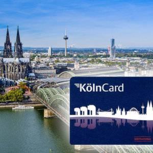 La KolnCard à Cologne offre un voyage illimité pendant une certaine période de temps, ainsi que de nombreuses réductions pour les attractions de la ville