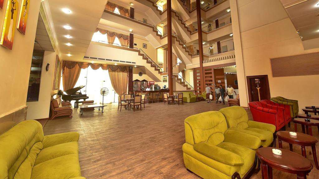 The Juliana Hotel in Colombo is both budget friendly and gay friendly!
