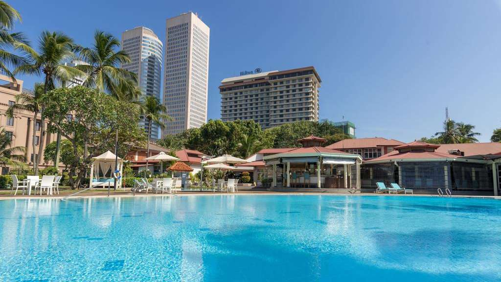 Hilton is a very gay friendly chain and the Hilton Colombo is super luxurious with an epic pool