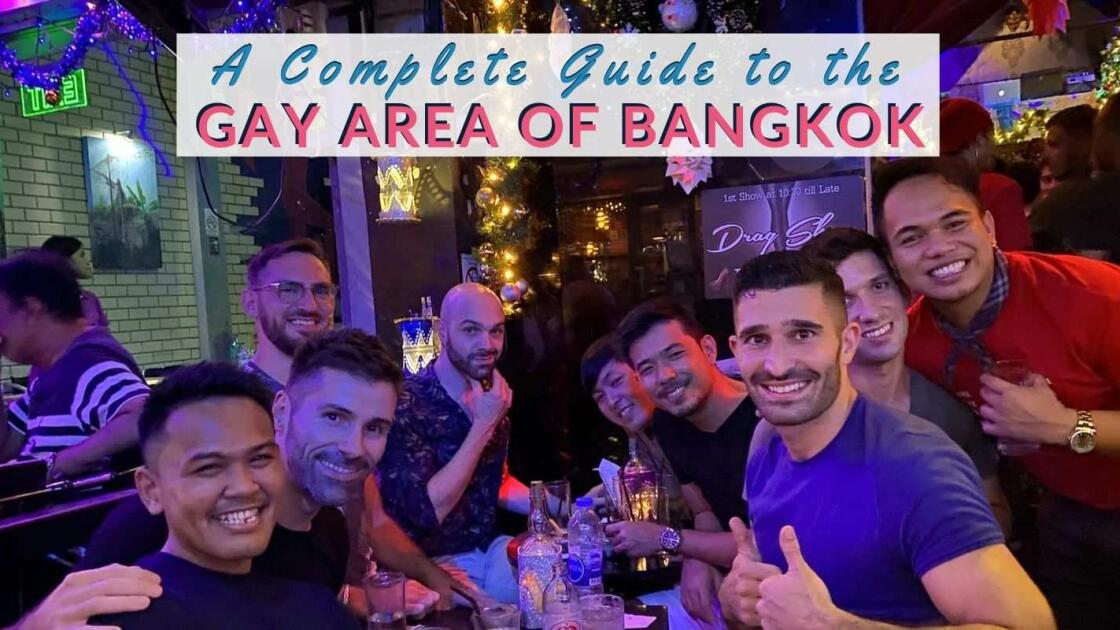 A complete guide to the gay area of Bangkok