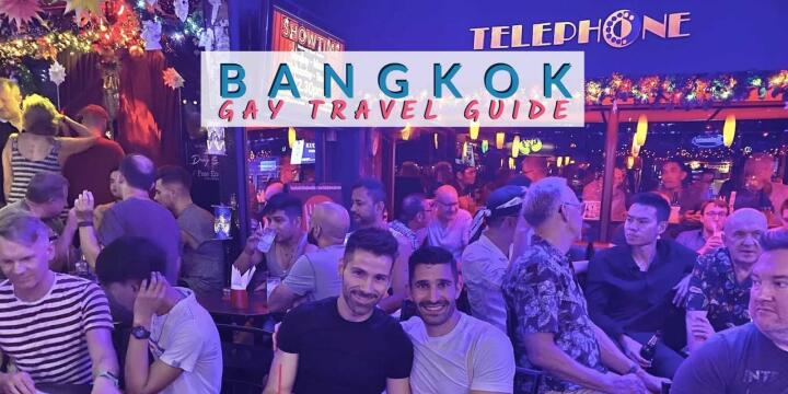 Our complete gay guide to Bangkok, including the best gay hotels, bars, clubs, saunas, restaurants and so much more!