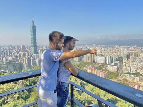 If you like hiking then head to Elephant Mountain for some of the best views of Taipei