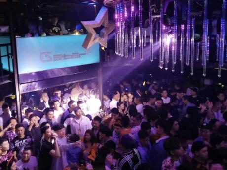 G Star the best gay club in Taipei