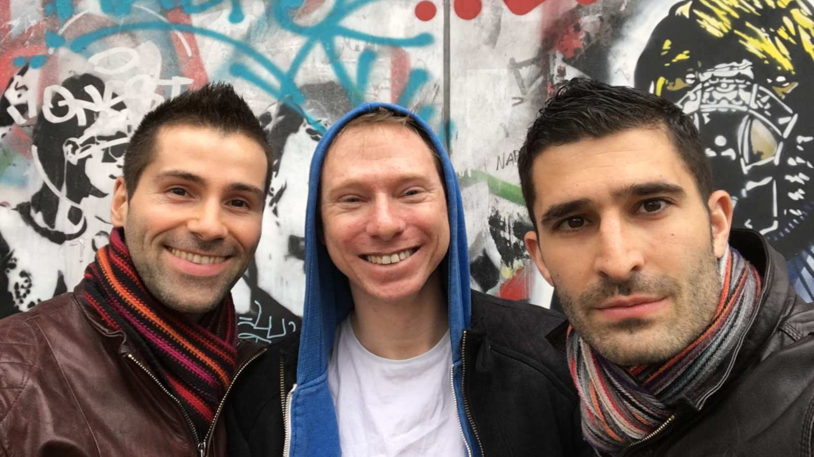 If you want to do a tour of Berlin's main attractions with a friendly gay guide, you can with Gaily tours