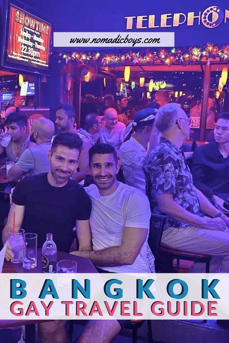Check out our full gay guide to the city of Bangkok, with everything a gay traveller could ever want to know!