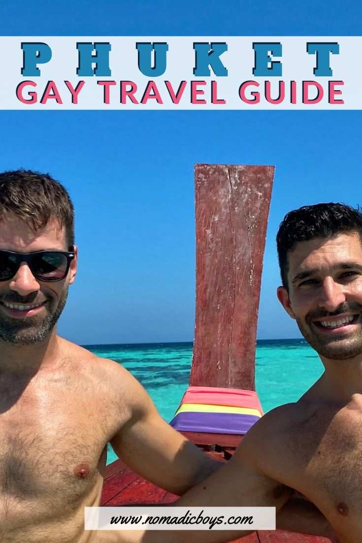 Our gay travel guide to Thailand's island of Phuket