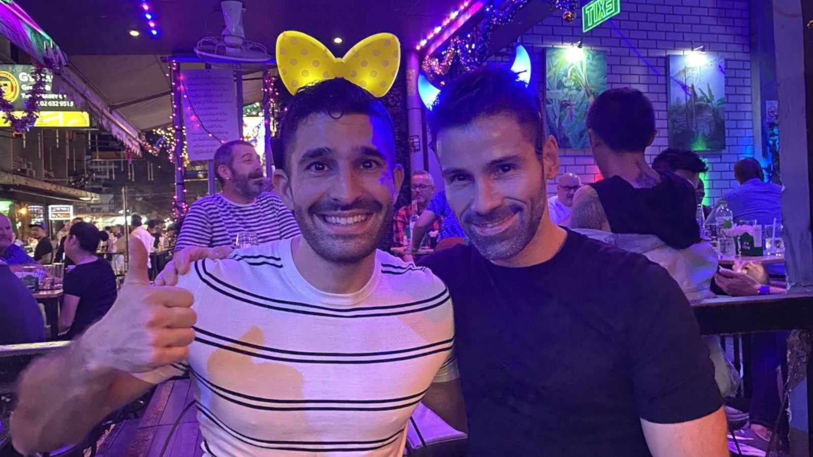 Bangkok is very safe for gay travellers and very fun as well!