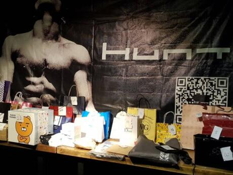 Hunt is a very raunchy gay club in Taipei that has some awesome themed parties