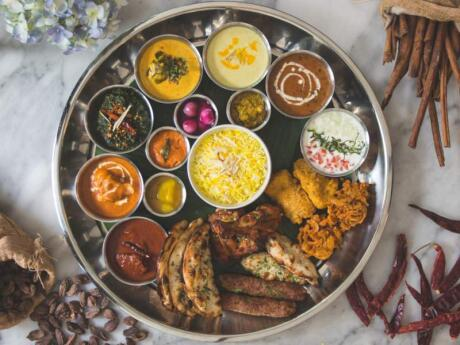 For some of the best Indian food you'll taste outside of India, head to Indus restaurant in Bangkok