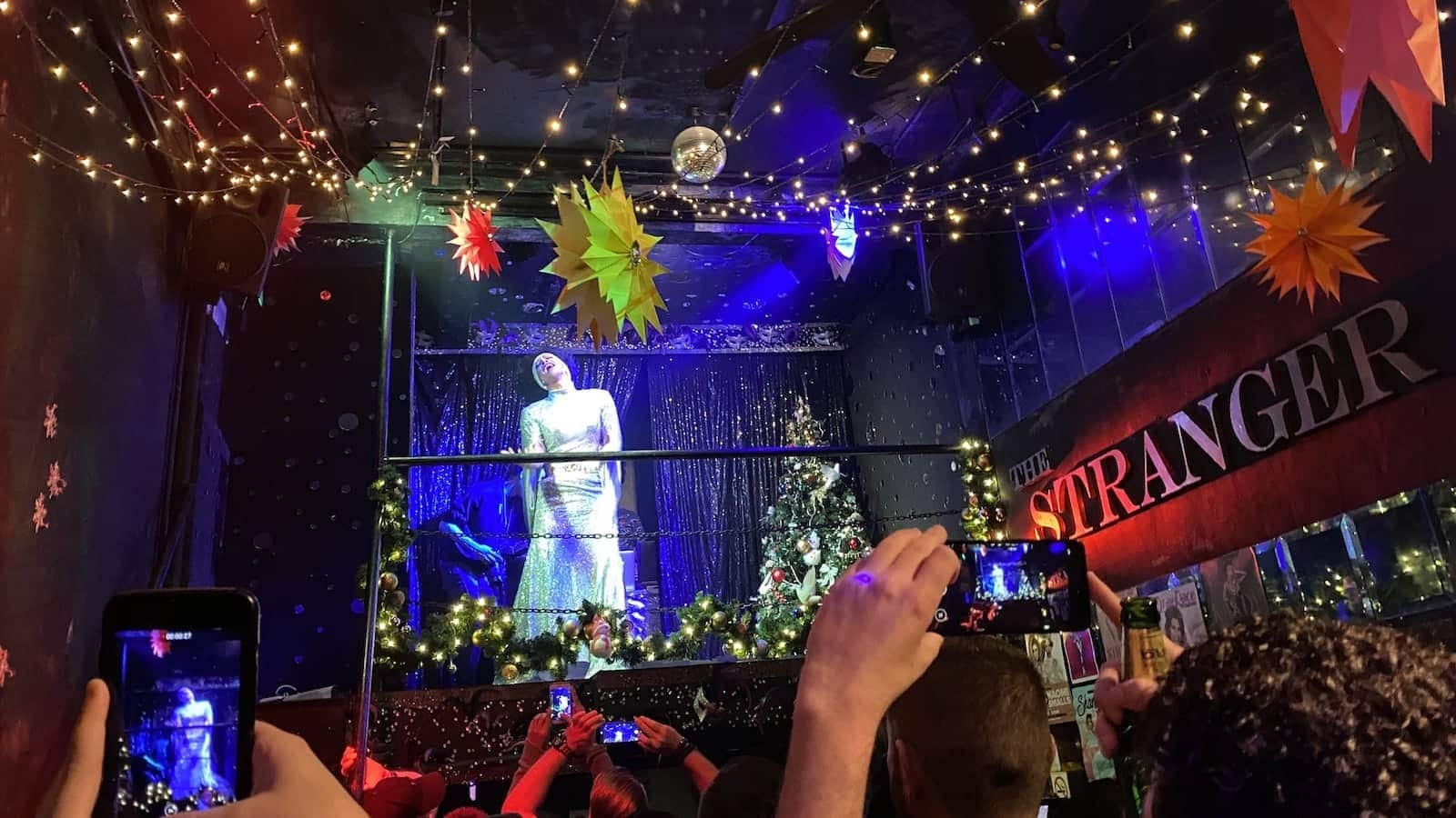Stranger gay bar in Bangkok has some of the best drag shows