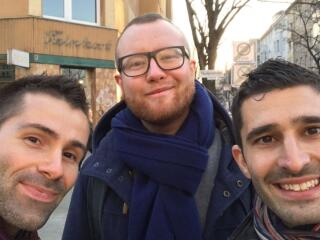 We loved learning about Berlin's gay scene on a historic walking tour with a gay local