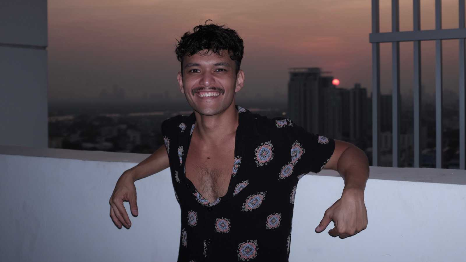 Read our interview with Saroj from Bangkok to find out what it's like to grow up gay in Thailand
