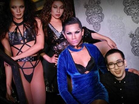 Get a local's taste of Bangkok's gay scene on this tour of the scene at night