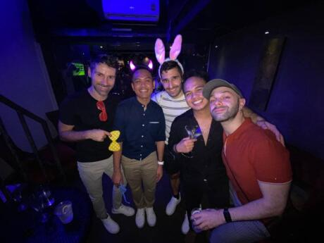 Boat is our favourite gay bar in the Paradise Complex in Phuket!