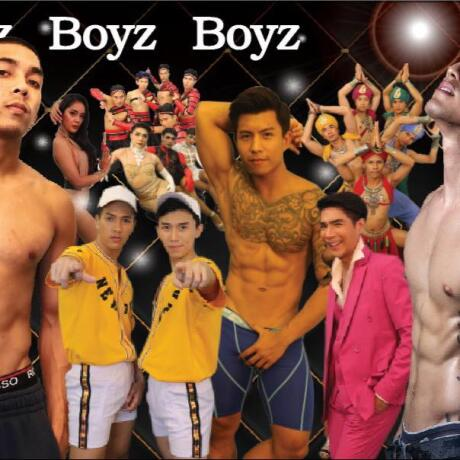 Boyz gay club in Pattaya