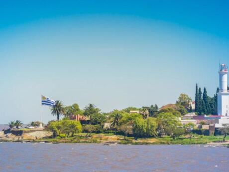 Colonia del Sacramento is a stunning town that's perfect to visit as a day trip from Montevideo