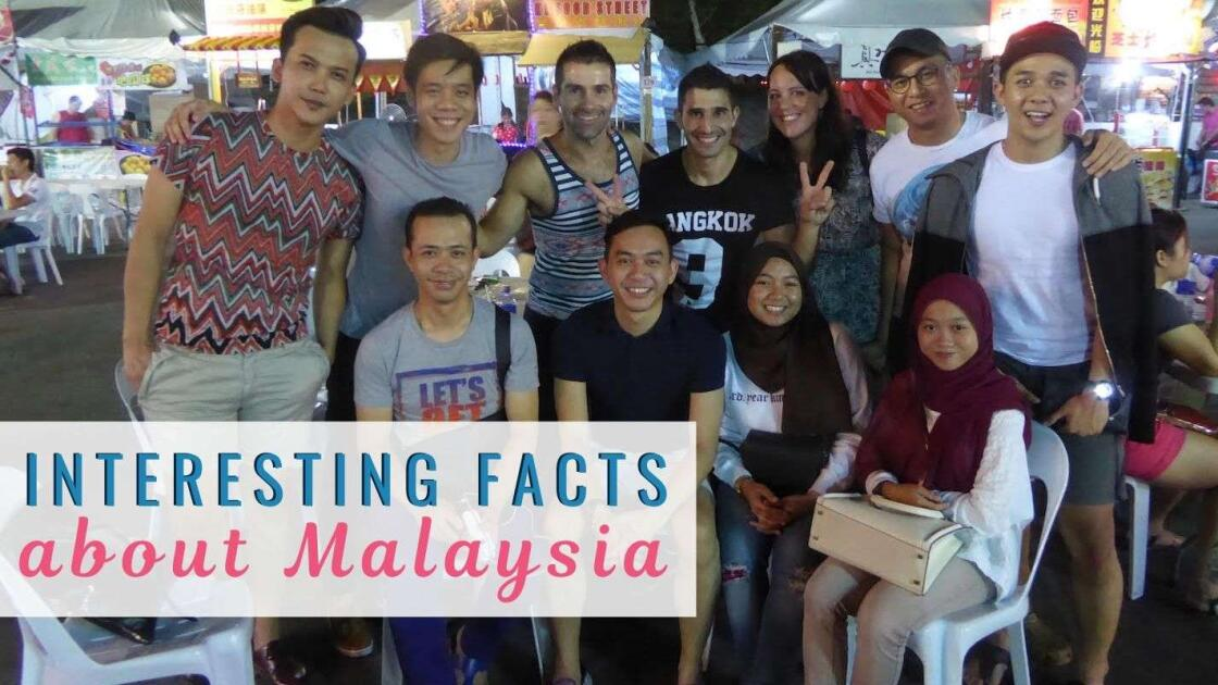 14 interesting facts about Malaysia