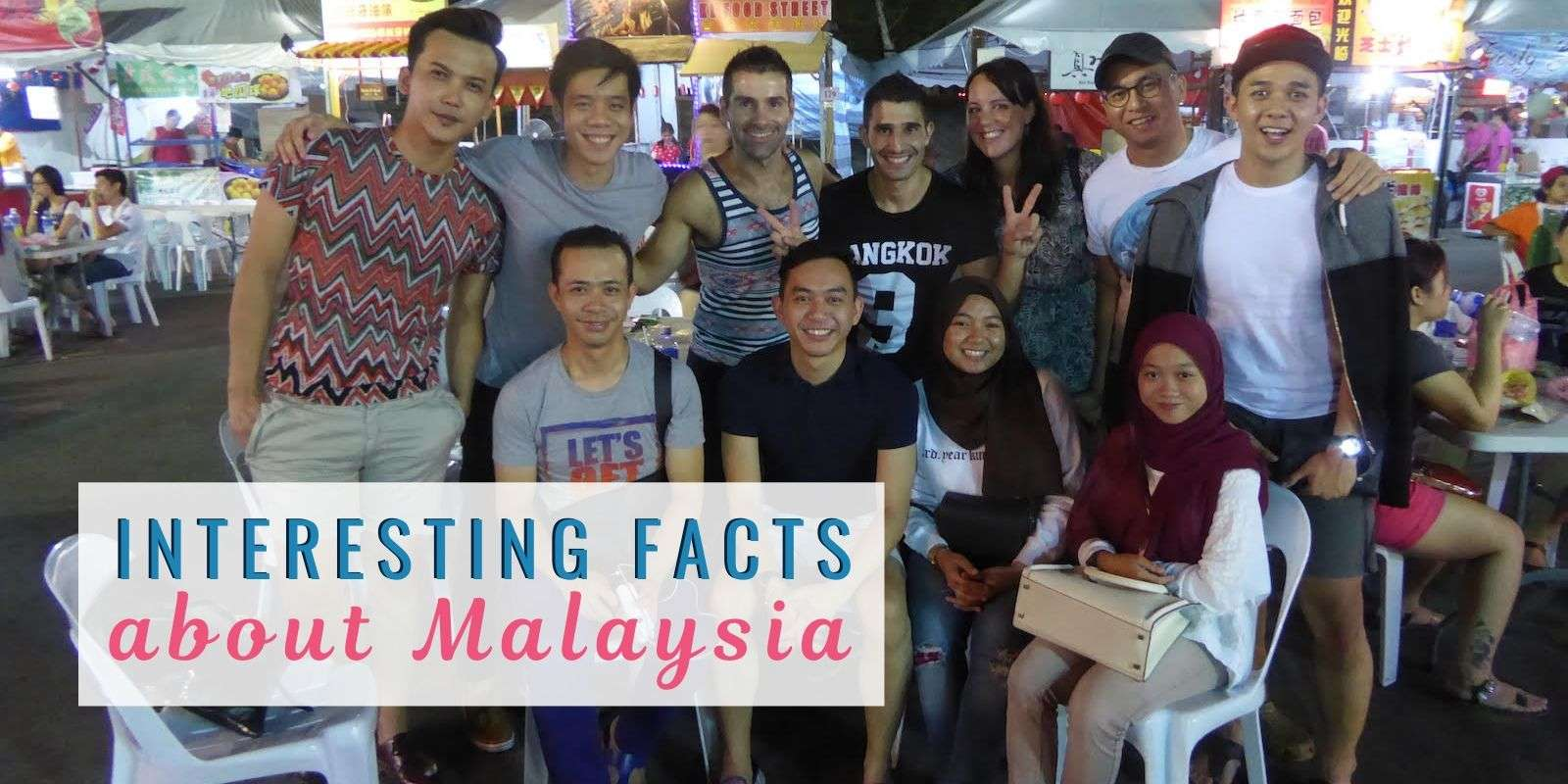 10 interesting facts about Malaysia we learnt during our big trip there