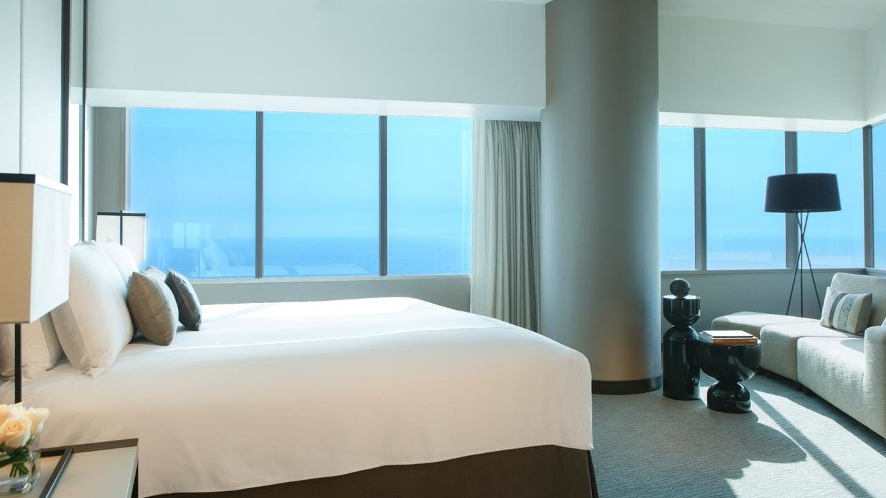 Jw Marriott, hotel gay friendly em Lima com vista para o mar