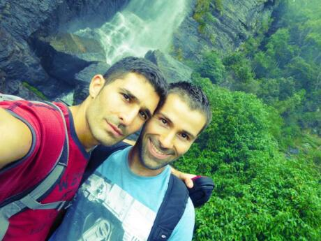 Lover's Leap is a pretty waterfall near Nuwara Eliya in Sri Lanka that's worth a visit - just don't jump off it!