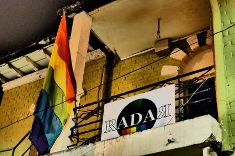 Radar is one of the main gay bars in Quito