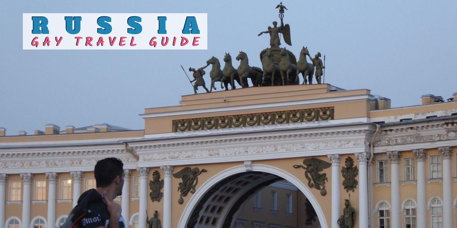 Our complete gay travel guide to Russia with everything the gay traveller needs to know