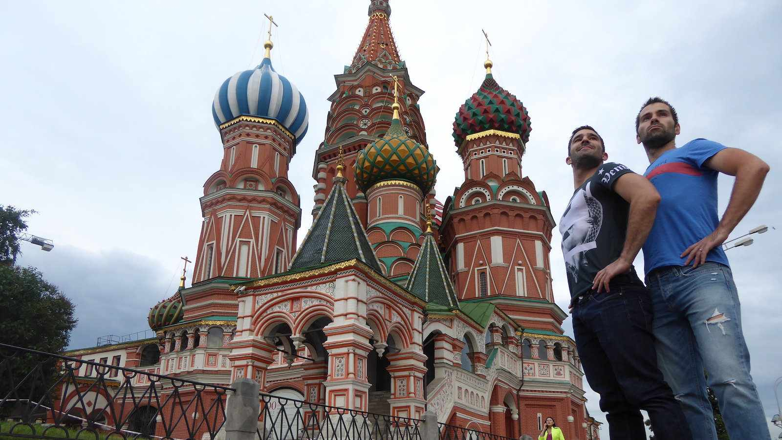 Russia can be a safe destination for gay travellers if you follow our safety tips
