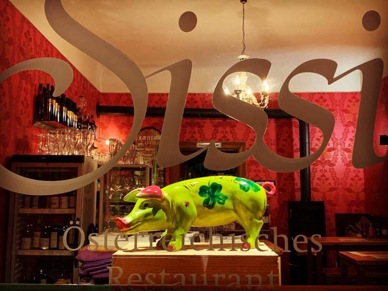 Sissi is a gay friendly Austrian restaurant serving yummy Austrian dishes