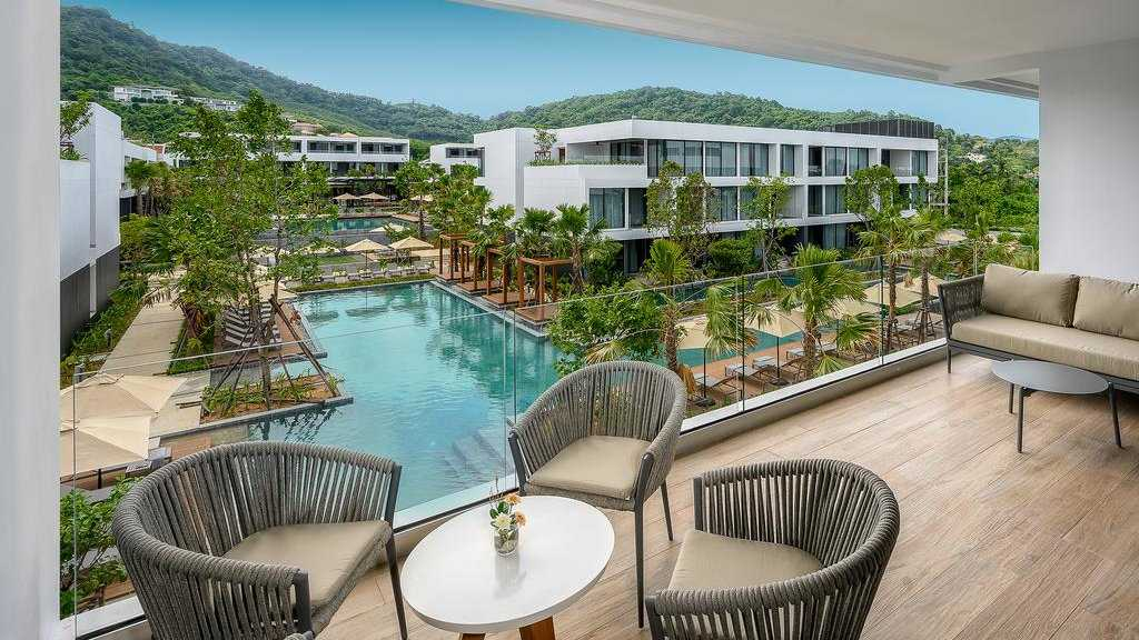 Stay Wellbeing and Lifestyle Resort in Phuket is a luxurious resort with an incredible gym and lots of ways to keep healthy while on holiday